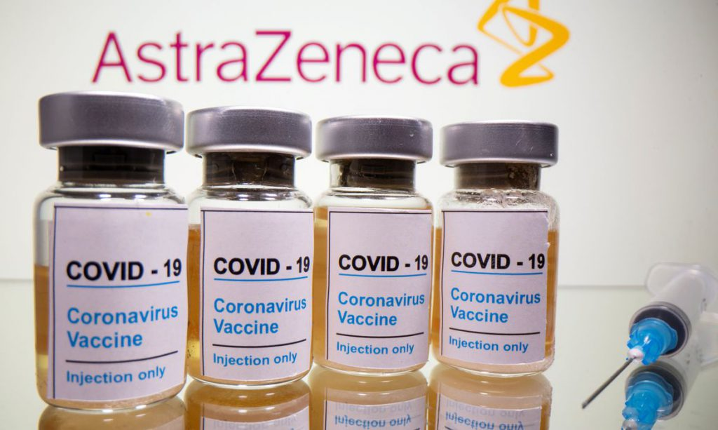 Reino Unido aprova vacina AstraZeneca/Oxford contra covid-19