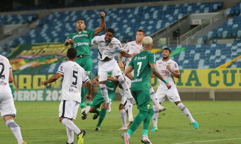 Após acesso à Série A, Cuiabá se classifica às quartas da Copa Verde