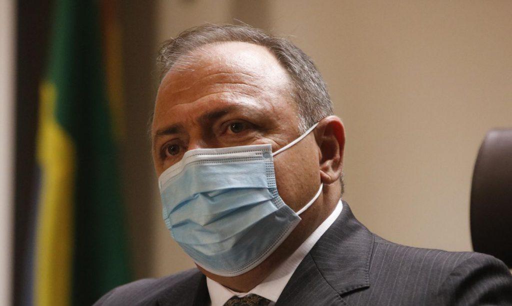 Vacinação contra a covid-19 pode começar ainda hoje, diz Pazuello