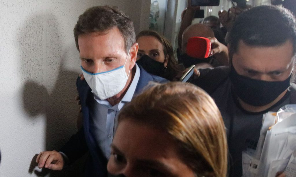 Marcelo Crivella, ex-prefeito do Rio vira réu acusado de corrupção