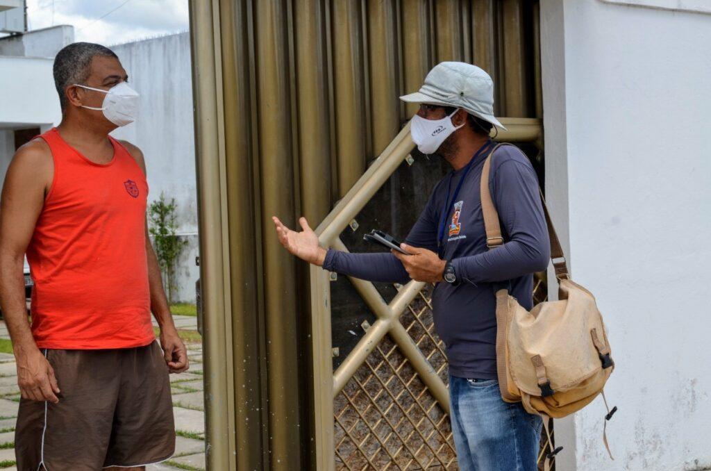 Agentes de Endemias no combate à Dengue, Chikungunya e Zica: a informação é o melhor remédio!