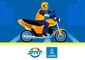 Curso para moto-taxistas, oferecido pela Prefeitura de Alagoinhas, começa na segunda-feira (12)