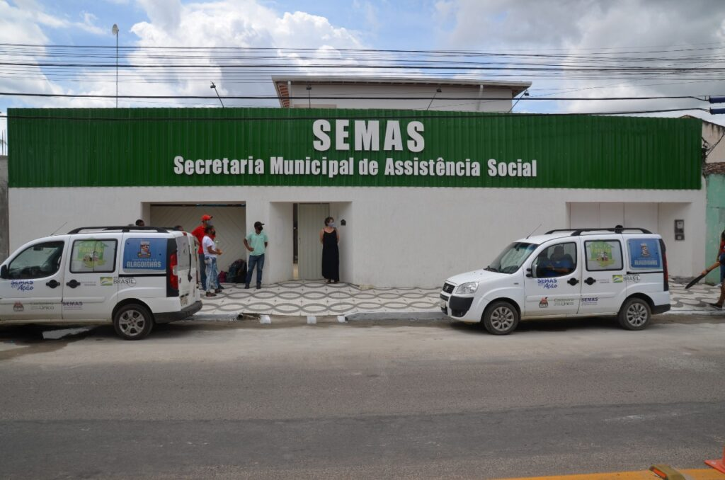 Prefeitura inaugura nova sede da Secretaria de Assistência Social