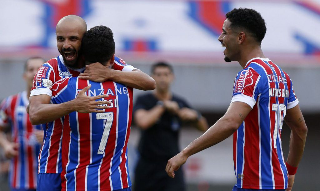 Bahia e Fortaleza farão semifinal tricolor na Copa do Nordeste