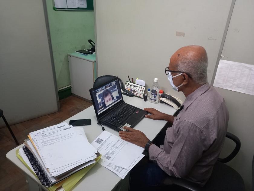 Diagnóstico da Defesa Civil é discutido em reunião virtual