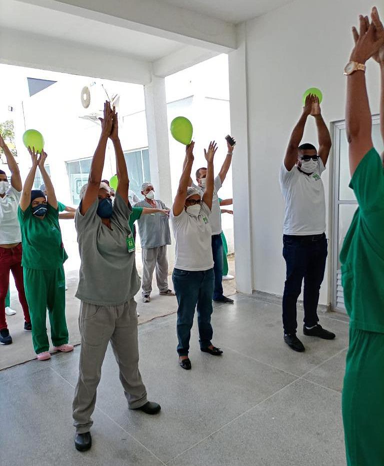 Abril Verde: UPA de Alagoinhas oferece programação especial aos trabalhadores