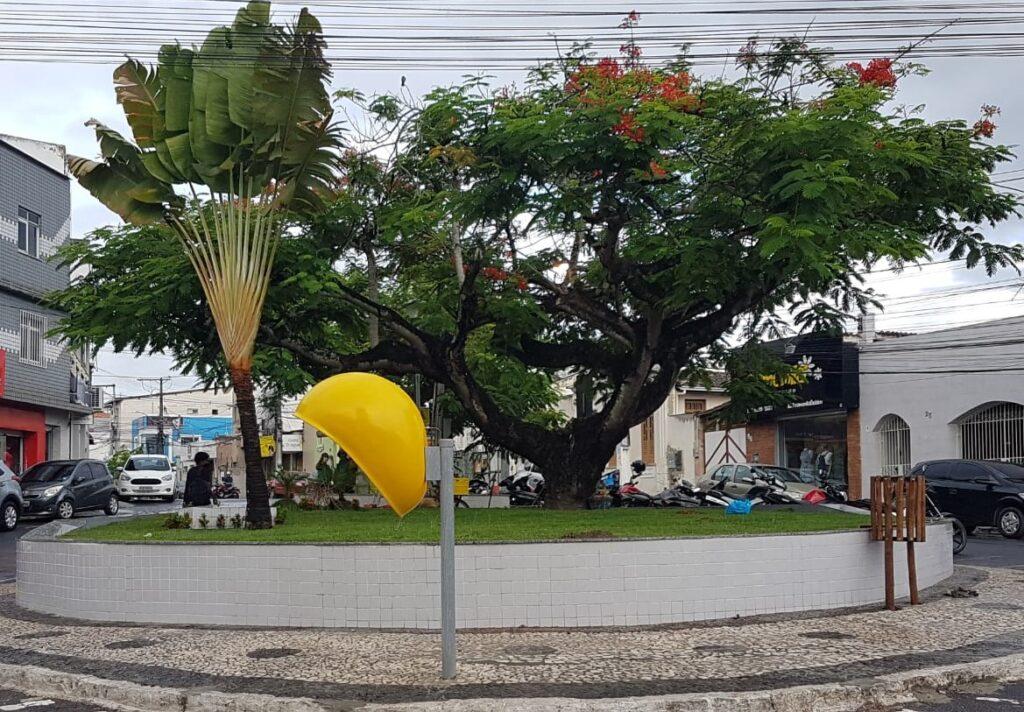 Pavimentação de três ruas e nova Praça 7 de Setembro serão inauguradas nesta quinta-feira (29)