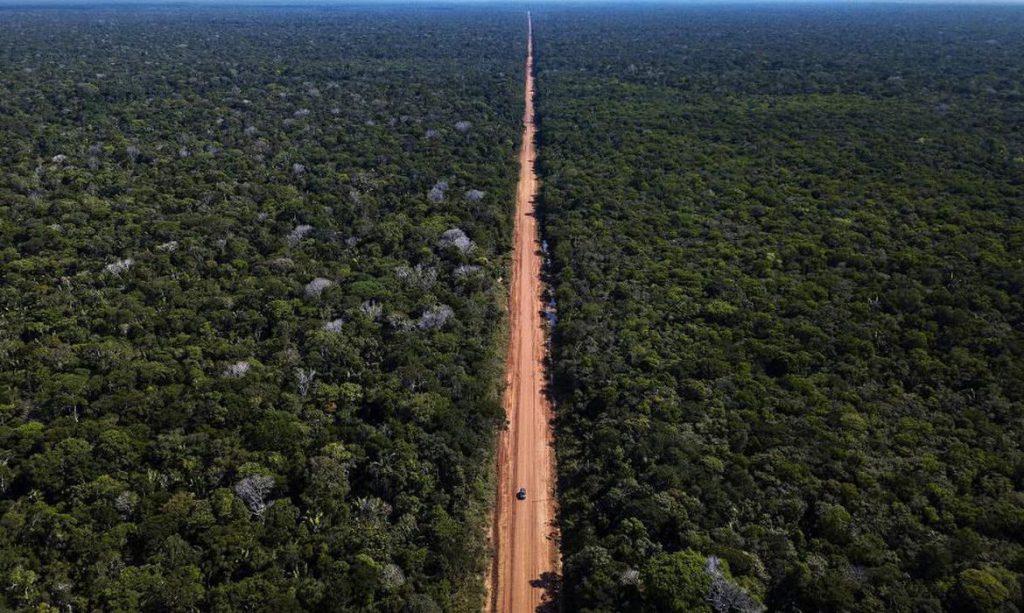 Sismógrafos registram terremoto de 4.7 graus no Amazonas