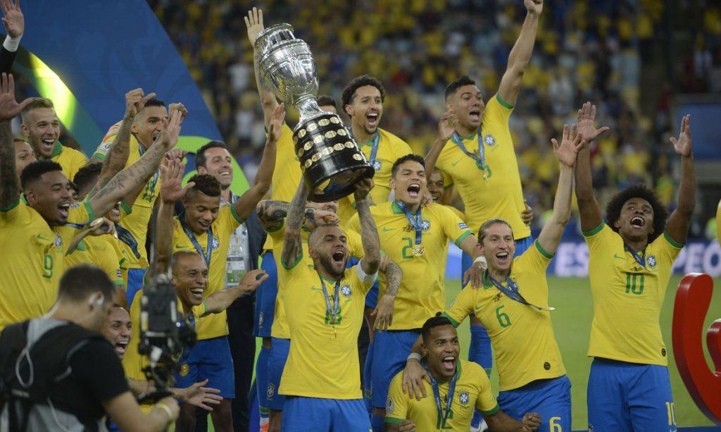 Conmebol confirma Brasil como sede da Copa América 2021