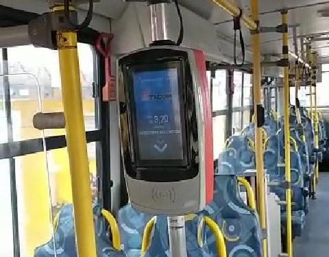 Biometria facial em ônibus bloqueia mais de 120 cartões por uso indevido