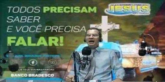 Programa  Jesus no Rádio  04 08 2021