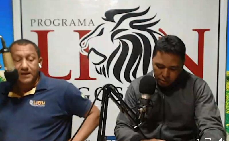 Programa Lion Gospel 03 08 2021